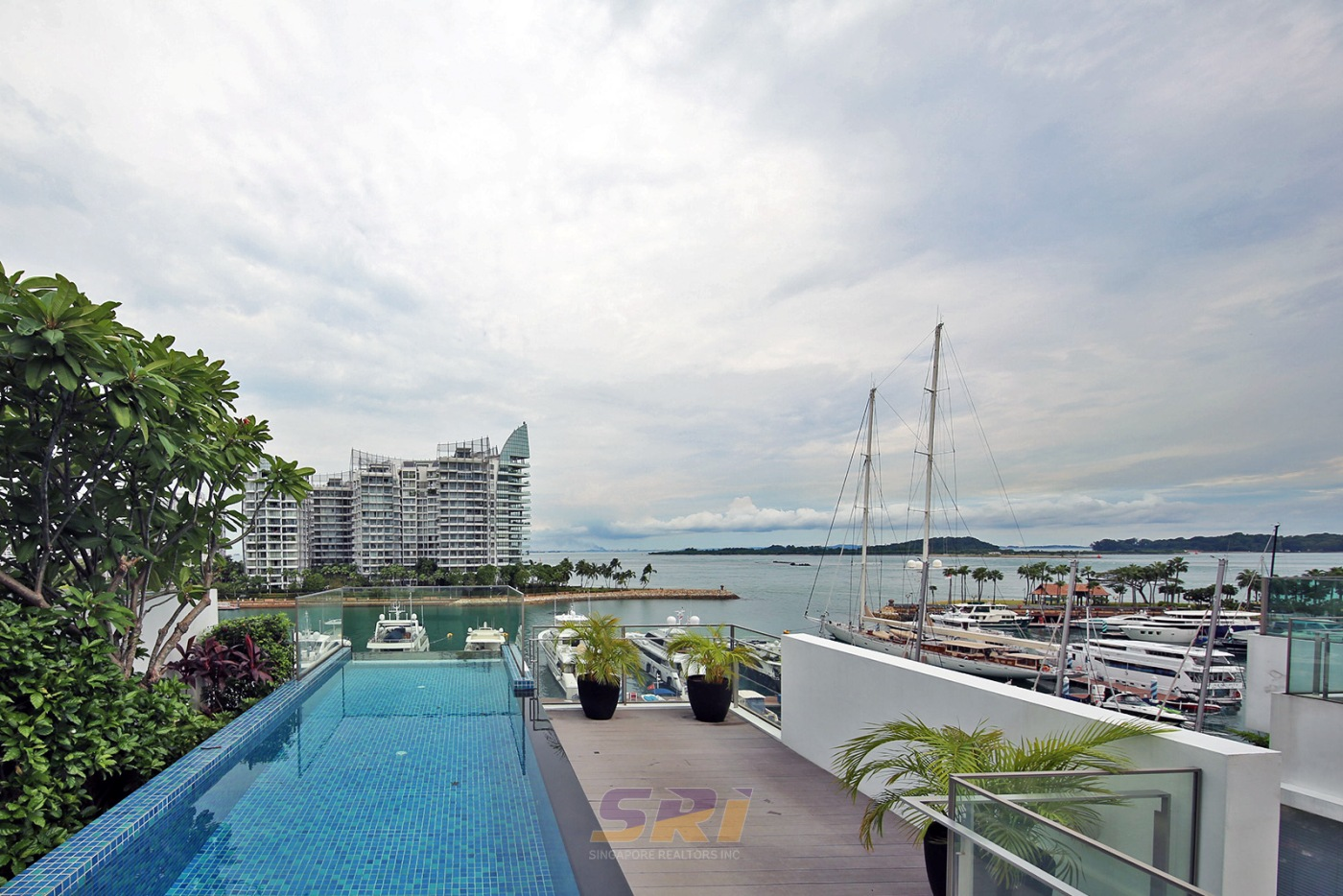 Sentosa Cove Properties